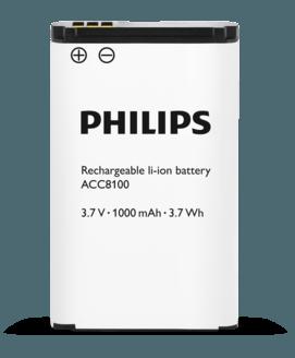 Batterie rechargeable Li-ion