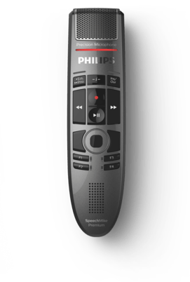 SpeechMike Premium Touch Dictation Microphone